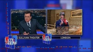 Download Stephen Colbert Is Genuinely Freaked Out About The Brexit Video