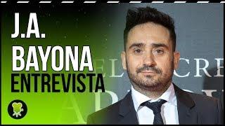 "Download J.A. Bayona: ""Me llamaron para 'Jurassic World 2' porque les gustaban mis películas"" Video"