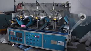 Download Fully Automatic High Speed Rhinestone Brushing Machine Video