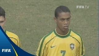 Download Ronaldinho, Maradona, Inamoto & More - Before They Were Stars (U-20 World Cup) Video