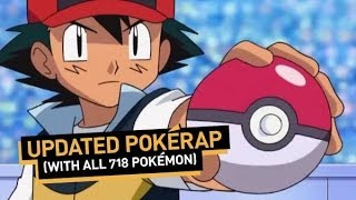 Download Updated PokéRap (With All 718 Pokemon) Video