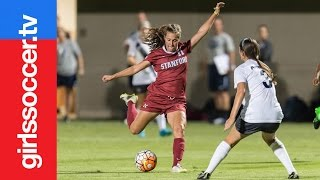 Download 2016 Women's Soccer - College Goals of the month - so far! Video