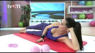 Download Ebru Şallı İle Pilates Egzersizleri 25.Bölüm Video
