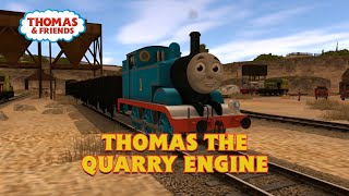 Download Thomas the Quarry Engine | Trainz Remake Video