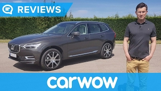 Download Volvo XC60 SUV 2018 review | Mat Watson Reviews Video