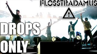 Download Flosstradamus - Drops Only @ Lollapalooza 2016 Video