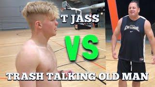 Download TRASH TALKING OLD MAN GETS EXPOSED! 1v1 Video