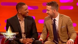 Download Ryan Reynolds and Catherine Zeta-Jones Have Some Weird Dating Advice - The Graham Norton Show Video