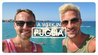 Download Puglia (Apulia, Italy) ● Our Magical Engagement Trip Video