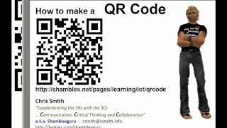 Download How to Make a QR Code Using Google Video