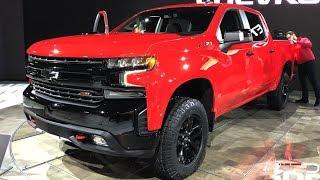 Download 2019 Chevrolet Silverado – Redline: First Look – 2018 NAIAS Video