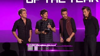 Download One Direction - 2015 AMA Clips Video