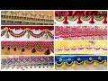 Download #sareelace Fancy Saree Pallu Design || Silk Saree Border lace design 2019 || Saree kuchu Tassel || Video