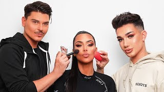 Download Beauty Battle ft. Kim Kardashian & MakeupByMario Video