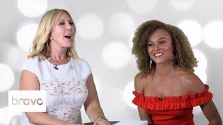 Download RHOC Vicki Gunvalson & RHOP Ashley Darby Bond Over Real Housewife Divorces | Bravo Video