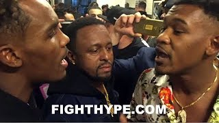 Download (MUST SEE!!!) DANIEL JACOBS AND JERMALL CHARLO GO AT IT IN HEATED CONFRONTATION Video