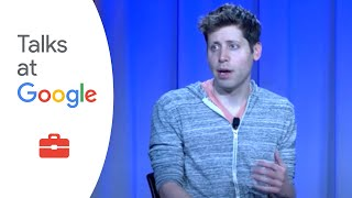 Download Sam Altman: ″The Winding Path of Progress″ | Talks at Google Video
