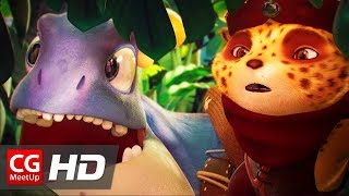Download CGI Animated Short Film: ″One Love Two Beasts″ / Un Amour Deux Bêtes by ISART DIGITAL | CGMeetup Video