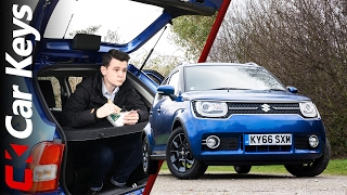 Download Suzuki Ignis 2017 review - Touted to Topple the Fiat Panda - Car Keys Video