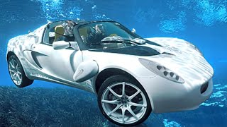 Download 5 STRANGEST Vehicles Ever Made! Video