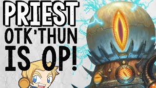 Download OTK'THUN PRIEST IS INCREDIBLY STRONG?! | The Boomsday Project | Hearthstone Video