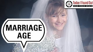 Download When Did Teen Girls Stop Commonly Getting Married? Video