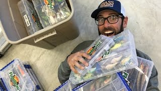Download How Much Tackle does a Pro Bass Fisherman Own? (ft. Mike Iaconelli) Video