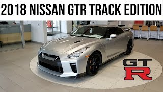 Download FIRST 2018 NISSAN GTR TRACK EDITION IN THE U.S.A!!! Video