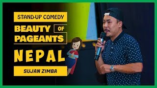 Download Beauty Pageant of Nepal | Stand-up Comedy by Sujan Zimba Video