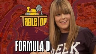 Download Formula D: Grace Helbig, Greg Benson, and Hannah Hart join Wil on TableTop Season 2 Ep. 1 Video