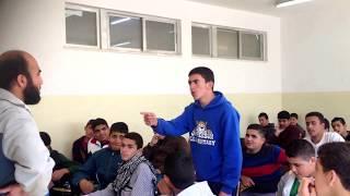 Download طالب يقولل قصيدة تجعل المدرس يقبل رأسه Video