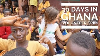 Download Volunteer Trip To Ghana, Africa: Life Changing 30 Days Video