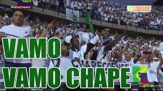 Download ″Eh, Vamo, Vamo Chape″ Torcida do Atlético Nacional lota estádio e canta em homenagem à Chape Video