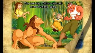 Download Disney's TARZAN, Read Along, Have The Story Read To You Video