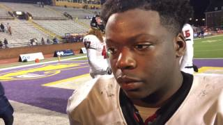Download Central's Jadarius Sackie: 'We had a good year' Video