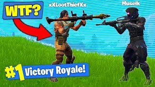 Download The WORST TEAMMATE In Fortnite Battle Royale! Video
