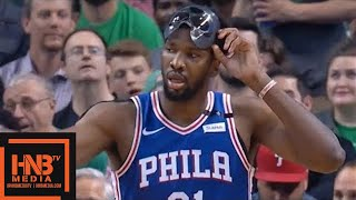 Download Boston Celtics vs Philadelphia Sixers 1st Half Highlights / Game 2 / 2018 NBA Playoffs Video