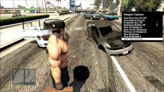 Download GTA5 ONLINE MOD MENU (PS3) 1.20 BYPASS+ DOWNLOAD Video