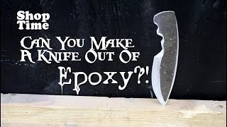 Download Can You Make A Knife Out Of Epoxy?! Video