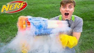 Download FROZEN NERF GUN MOD!! (LIQUID NITROGEN) Video