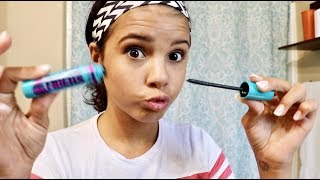 Download Teen Tries Makeup First Time Video