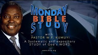 Download Bible Study (24 Sept., 2018) Video