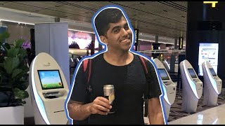 Download Changi Airport: How to get through Terminal 4 without talking to anyone | CNBC International Video