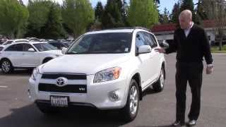 Download 2012 Toyota Rav4 V6 Limited review - A quick look at the 2012 Toyota Rav4 Limited Video