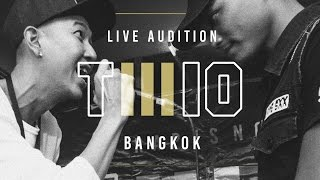 Download TWIO3 : LIVE AUDITION STAGE#5 (BANGKOK) | RAP IS NOW Video