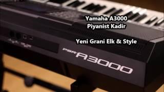 Download Yamaha A3000 - Yeni Grani Elektro & Style Video