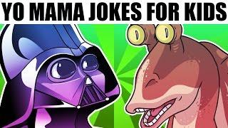 Download YO MAMA FOR KIDS! Star Wars Jokes Video