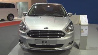 Download Ford KA+ Trend 1.2 Duratec 85 (2018) Exterior and Interior Video