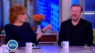 Download Ricky Gervais Talks Offensive Comedy, New Special 'Humanity' | The View Video