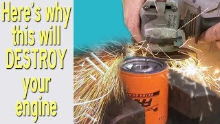 Download The worst oil filter EVER! Video